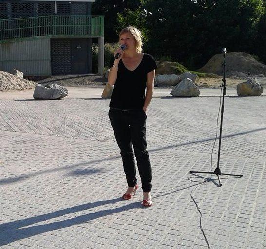 Hélène Soulié - rencontre public - MADAM juin 17 - copie